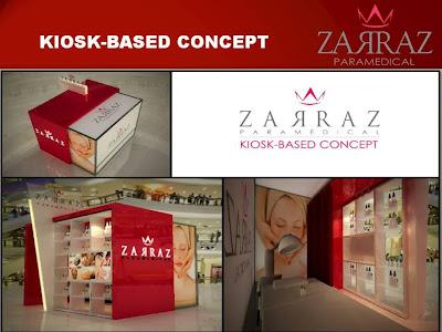 Spa kiosk Based Concept, facial treatment, SPA kawasan johor, pengedar zarraz di ipoh, produk zarraz paramedical