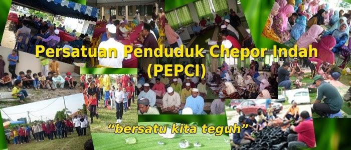 Persatuan Penduduk Chepor Indah, PEPCI