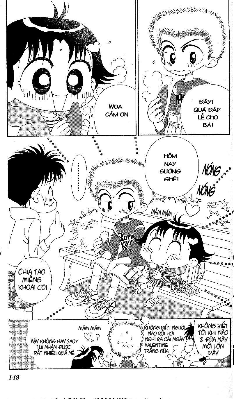 Kocchi Muite! Miiko chap 8 - Trang 18