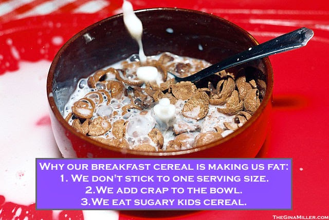 breakfast cereal makes you fat, does breakfast cereal make you fat