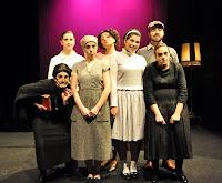 teatro universitario historia de pura e angelita da aula de teatro da USC