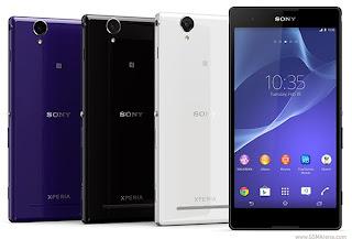 Sony Mengumumkan Xperia T2 Ultra Dan Xperia E1