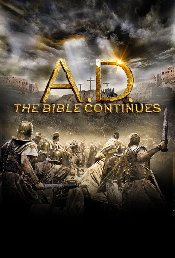 Capitulos de: A.D.: The Bible Continues