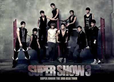 Super Junior the 3rd Asia Tour