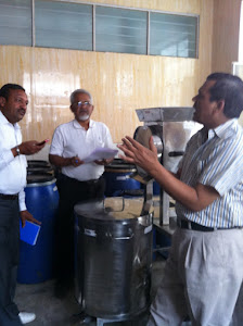 Aloe Vera Processing Unit Training Program