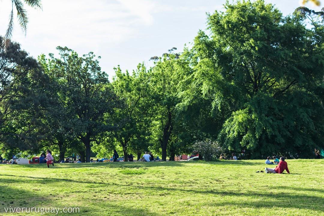 Parques de Montevidéu