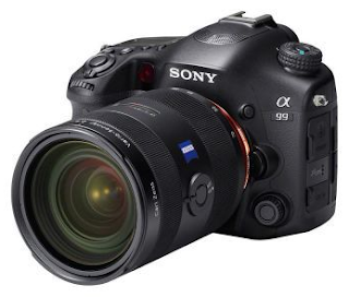 Harga dan Spesifikasi Kamera Sony SLT-A99V DSLR - 24.3 MP