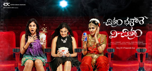 Chitram Bhalare Vichitram Movie details