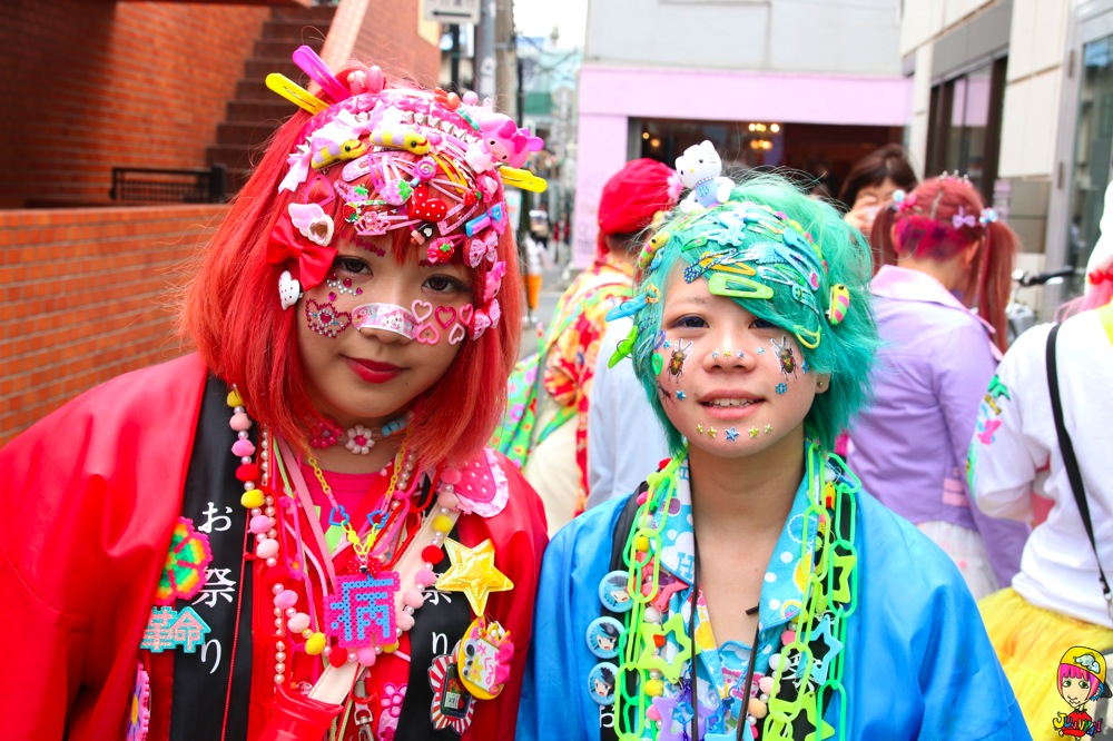 harajuku kids decora get together