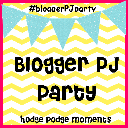 I'm Looking Forward to a Sunday #bloggerPJparty