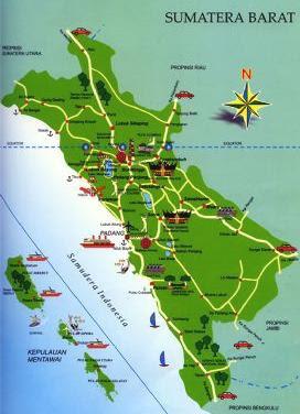 Nama Kabupaten/ Kota Di Provinsi Sumatera Barat