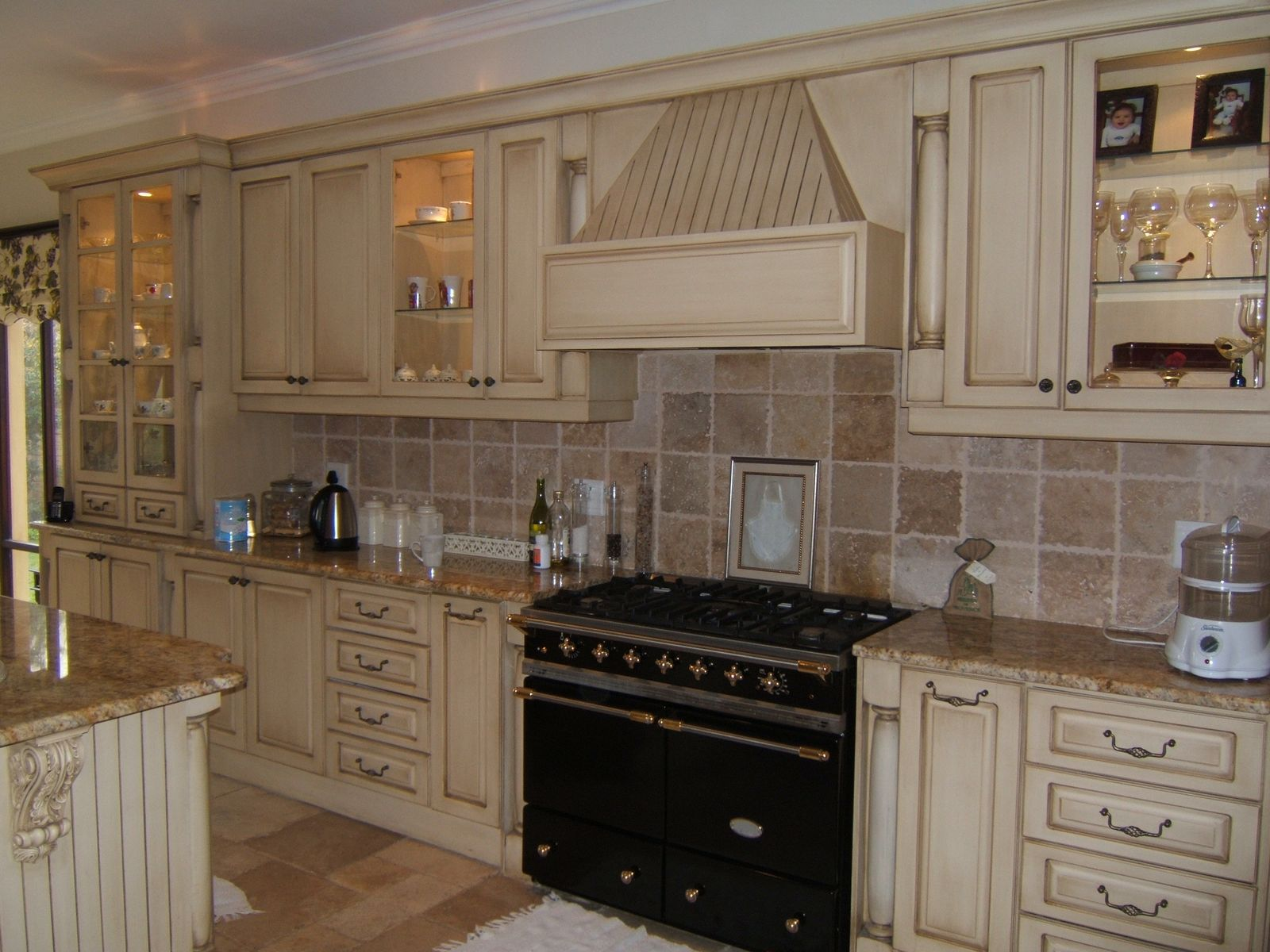 Ojeli solucan mutfak dekorasyonu for My kitchen design style