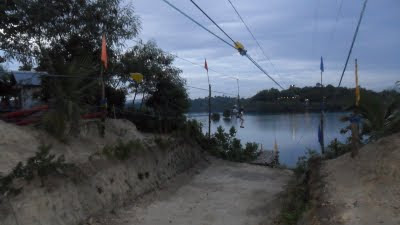 ZIP LINE in Liloan Town