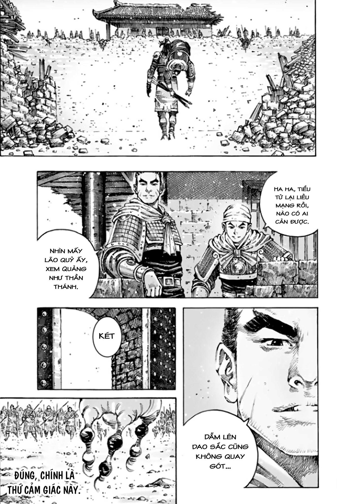 Hỏa Phụng Liêu Nguyên chap 488 Trang 22