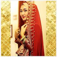 Contoh Model Baju Muslim Dian Pelangi Trendy