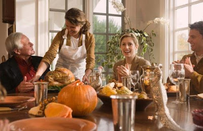10 Ways To Win Over Your Partner's Parents This Thanksgiving  - family - holidays - feast