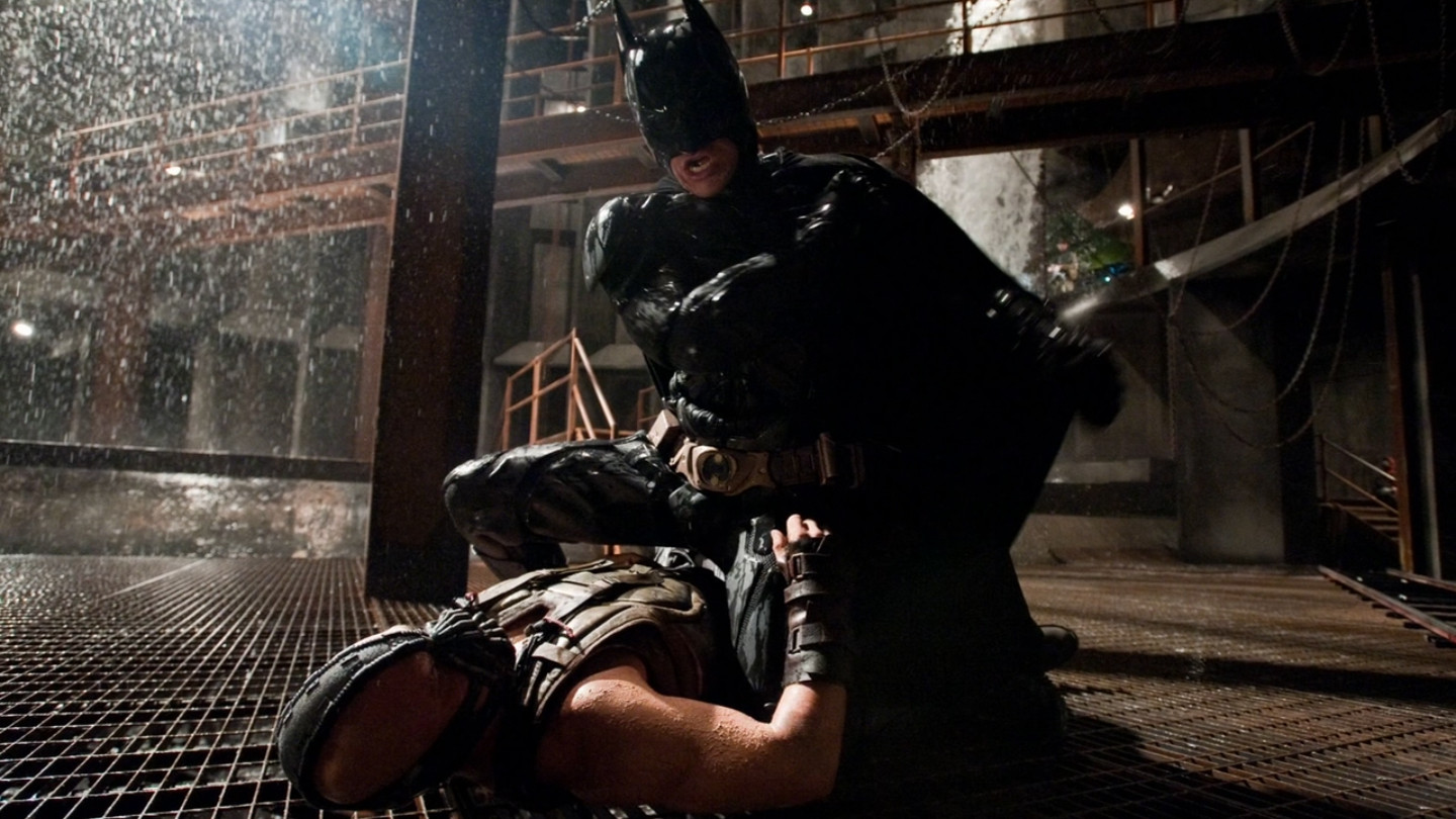 Batman  The Dark Knight Rises 720p Dual Latino-Ingl  233 sThe Dark Knight Rises Batman Vs Bane