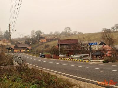 Intersectie Sarmas - Jolotca