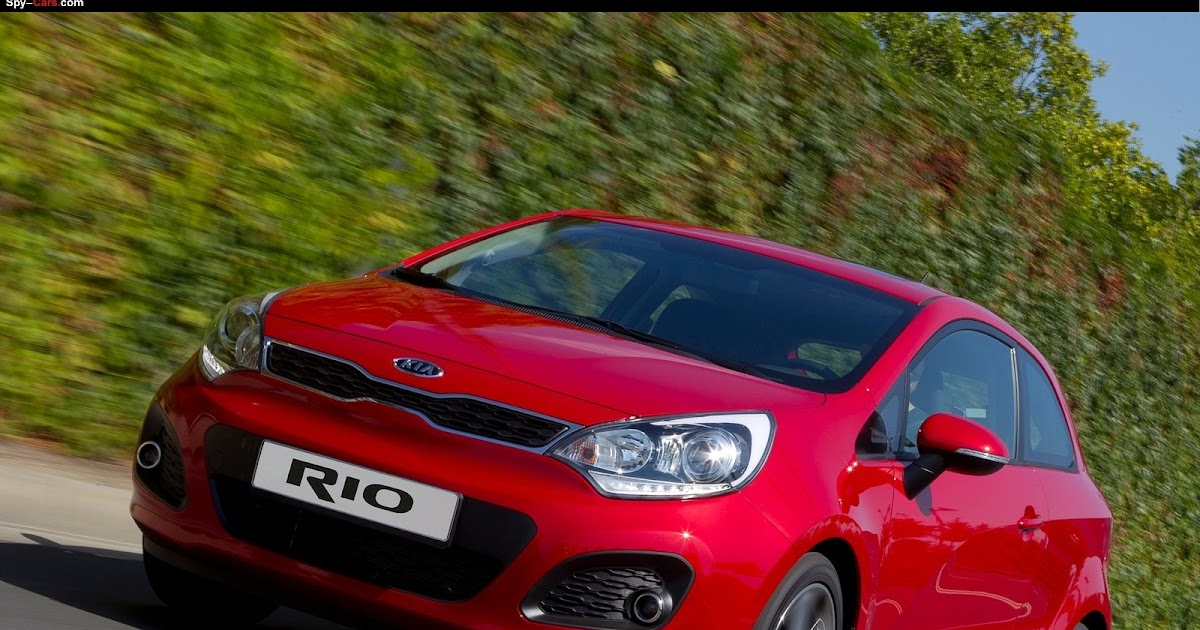 Kia Auto Twenty First Century 2012 Kia Rio 3 Door