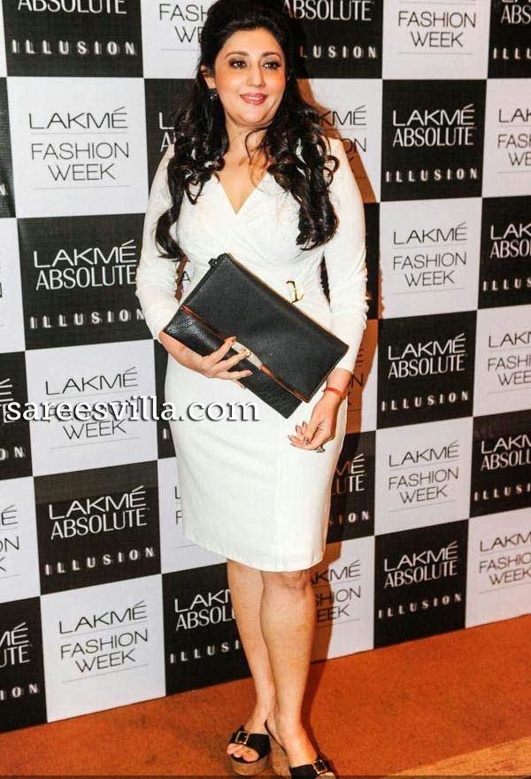 Archana Kochhar At Lakme Fashion Week Press Conference