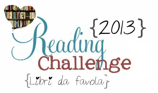 I libri di lo reading challenge di libri da favola for Piani di libri da favola