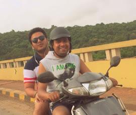 क्षणभर विश्रांती !  गोवा 2016