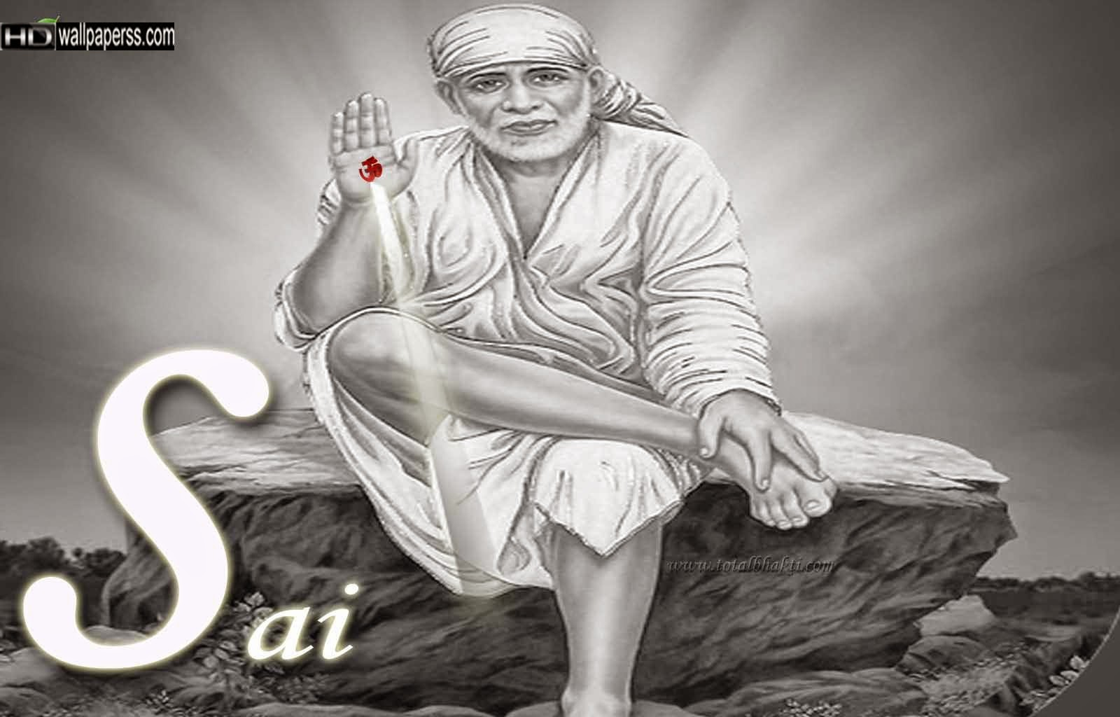 7 best <b>saibaba wallpapers images</b> on Pinterest