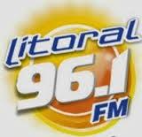 ouvir a Rádio Litoral FM 96,1 Barreiro PE