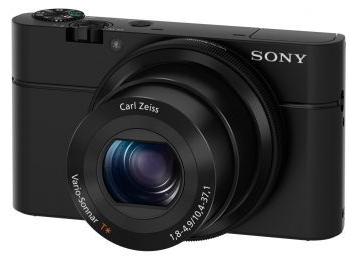 Harga dan Spesifikasi Kamera Sony DSC-RX100 - 20.2 MP
