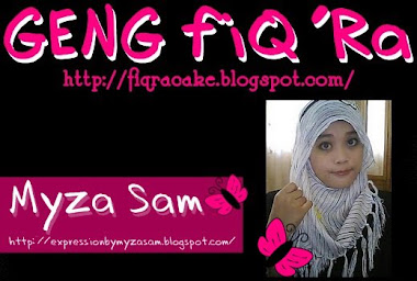 Blogger Card GENG fiQ'Ra