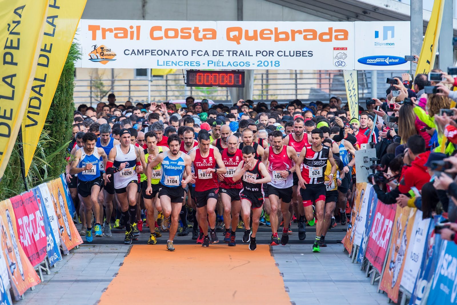 Trail Costa Quebrada