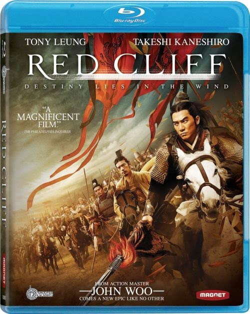 Red Cliff 2008 Dual Audio [Hindi-Eng] DD 5.1 720p BRRip 1.2GB