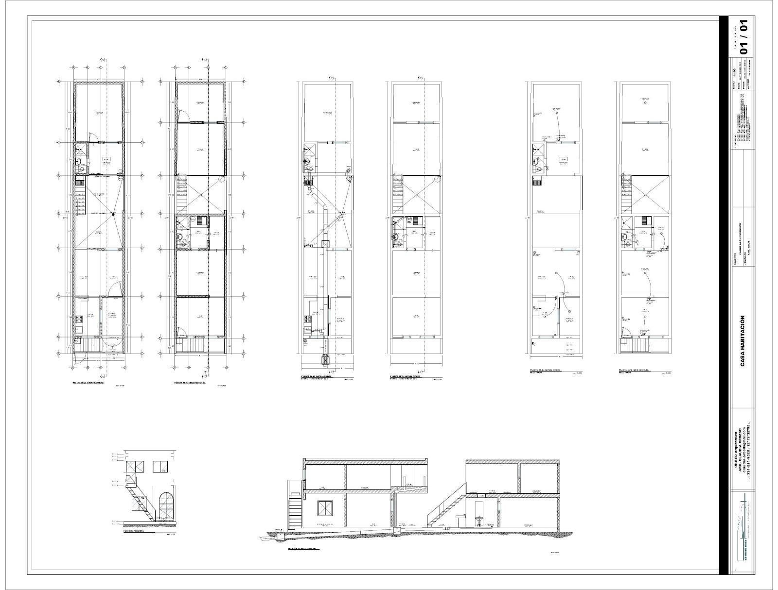 Orbed arquitectura construcci n - Permisos para construir una casa ...