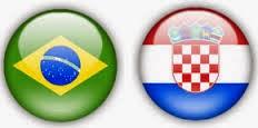 Video Cuplikan Gol Brazil vs Kroasia Piala Dunia Tadi Malam