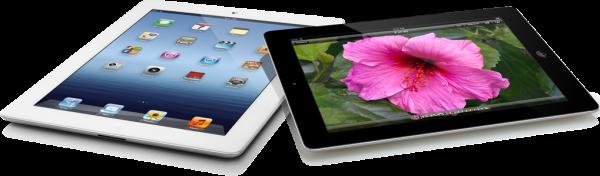 Lançamento do novo iPad
