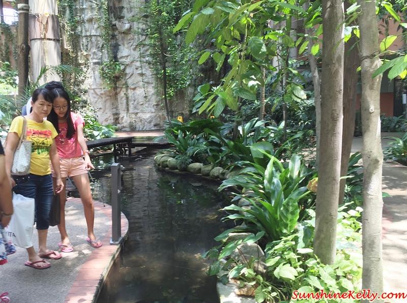 Sunshine kelly beauty fashion lifestyle travel for Koi 1 utama