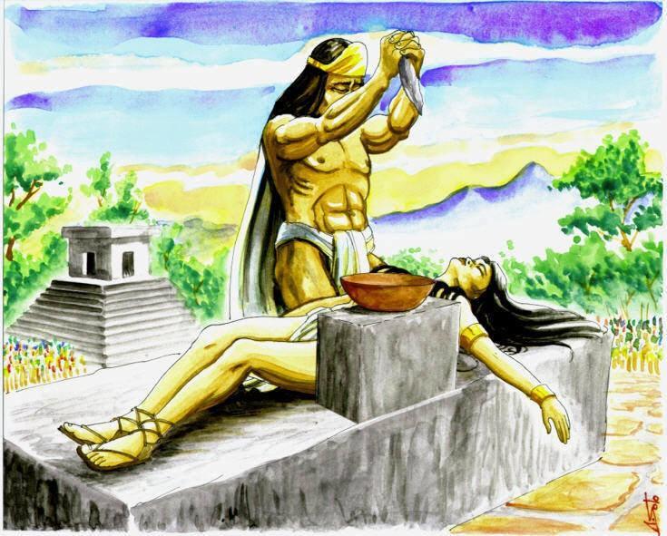 Civilizaciones Americanas Mayas Aztecas E Incas | Tattoo Design Bild