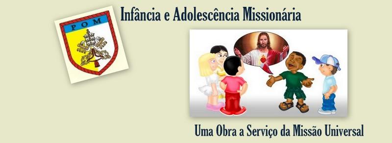 IAM PEQUENOS E GRANDES MISSIONÁRIOS
