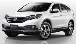 Honda New CRV Indonesia 2014