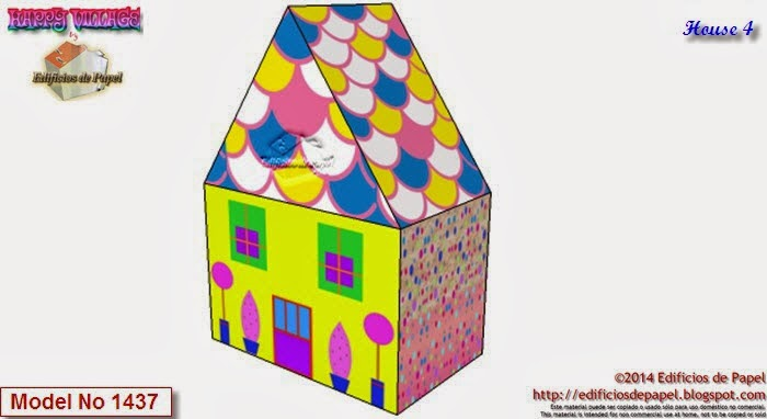 Descarga gratis tu Happy Village: http://edificiosdepapel.blogspot.com