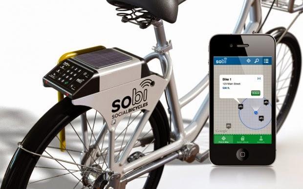 Coolest Smartphone Bike Gadgets (12) 11