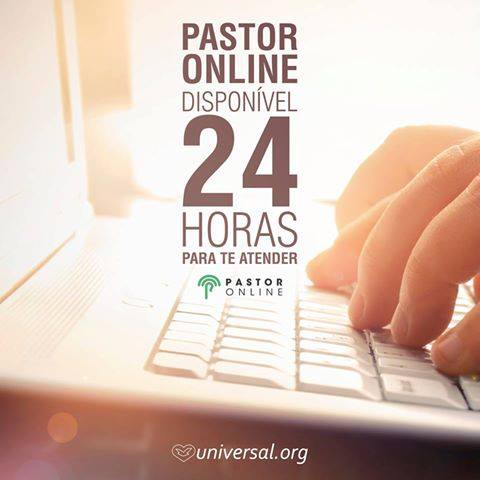 Está desanimado, triste ou abatido? Acesse o Pastor Online e receba uma orientação de fé!