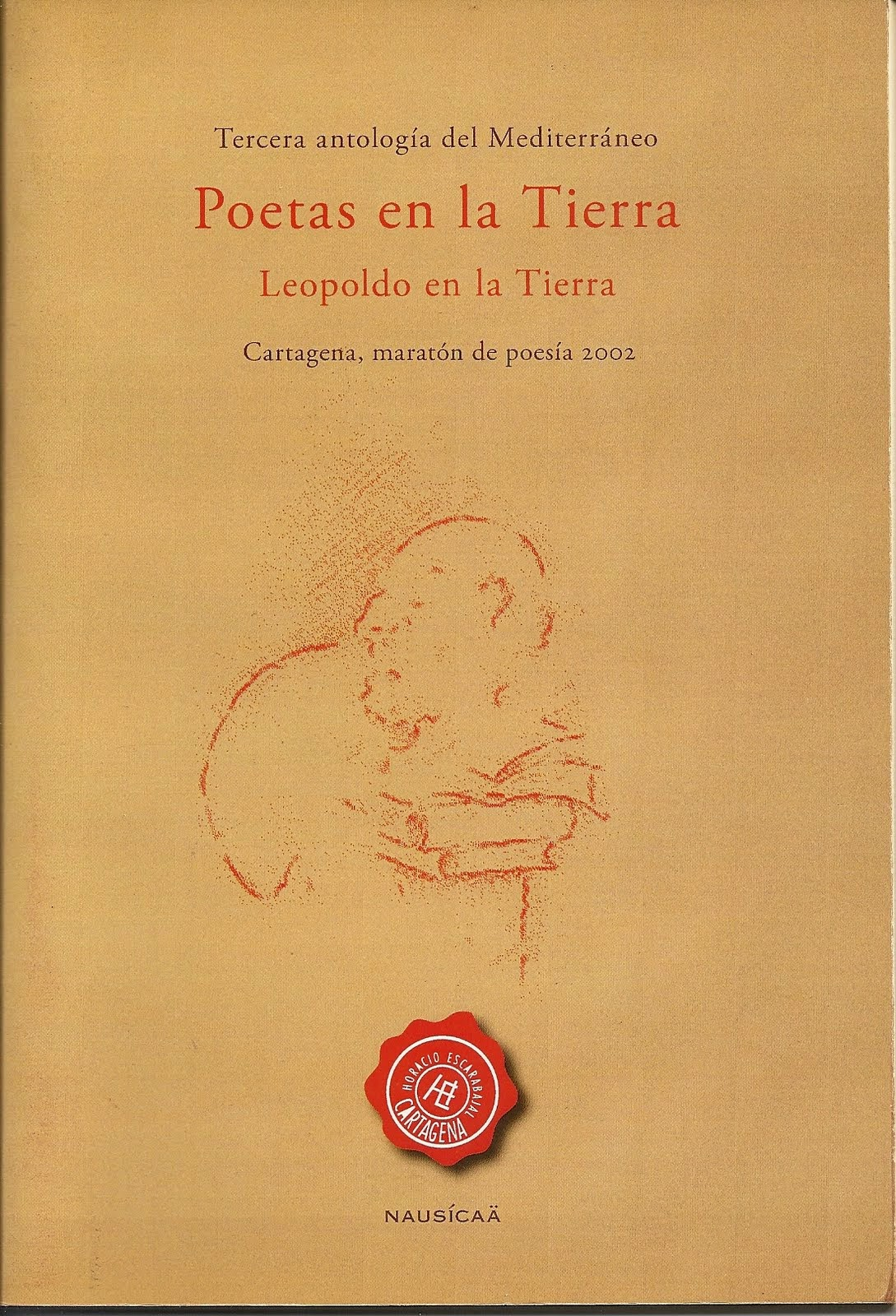 Poetas en la Tierra. Tercera antología del Mediterráneo