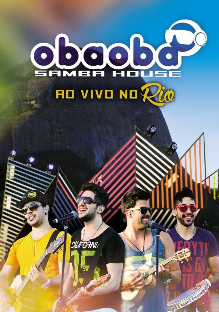 capa Download – Oba Oba Samba House   Ao Vivo No Rio – DVDRip AVI + RMVB ( 2014 )