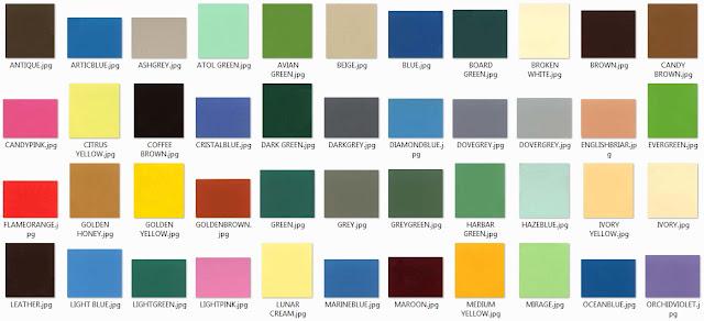 katalog warna cat dulux rumah minimalis