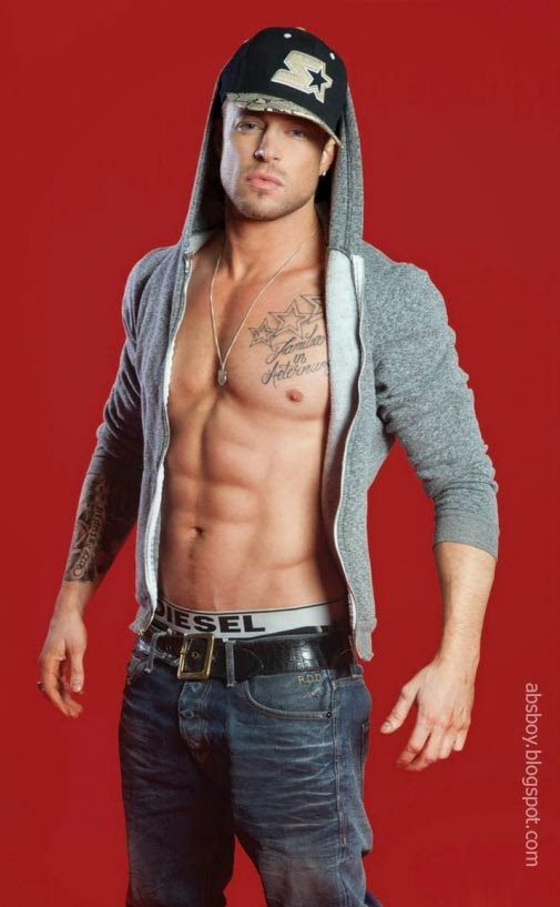 hot tattoo men duncan james