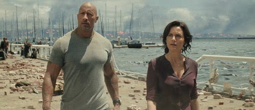 New San Andreas Movie Pictures