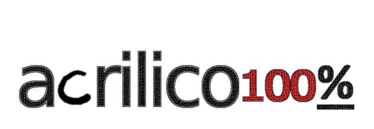 <center>Acrilico100%</center>