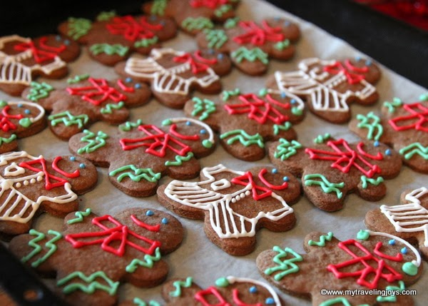 Swedish Gingerbread Cookies For The Holidays My Traveling Joys