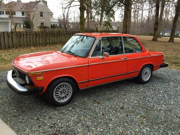 Daily Turismo 5k Tiimes They Are A Changin 1974 Bmw 2002 Tii